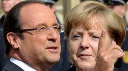 Hollande - Merkel: une réconciliation très