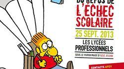 Sixième journée contre l'échec scolaire: c'est pas de