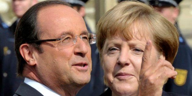 Merkel - Hollande: une réconciliation politique affichée... en attendant les