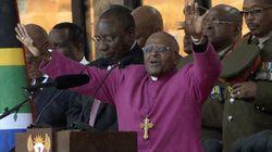 Desmond Tutu cambriolé pendant la cérémonie d'hommage à