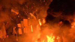 Nouvel assaut de la police à Kiev après le retour des violences qui ont fait au moins 25
