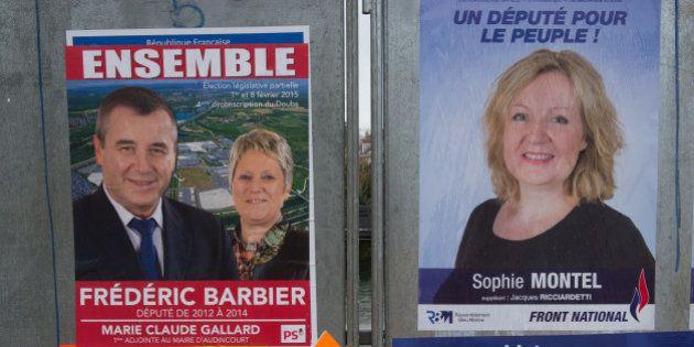Législative du Doubs: abstention et report des voix UMP désigneront le