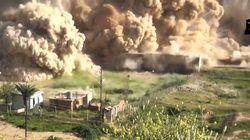 Daesh publie une vidéo de la destruction totale de la cité antique de