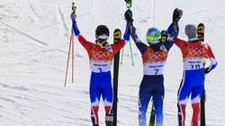 Deux médailles en slalom géant pour la