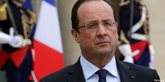 Sondage: François Hollande satisfait moins d'un Français sur quatre selon le baromètre du