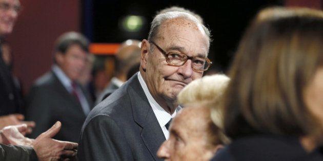Jacques Chirac a quitté l'hôpital et va passer Noël en