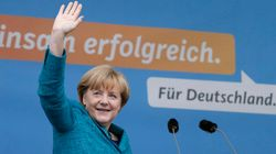 Malgré son triomphe, Merkel devra composer une