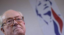 Sous pression, Jean-Marie Le Pen renonce aux