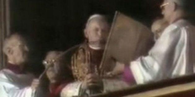 VIDÉOS. Nouveau pape : les premiers mots des pontifes dans