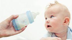 Bébés : Évitez les laits de