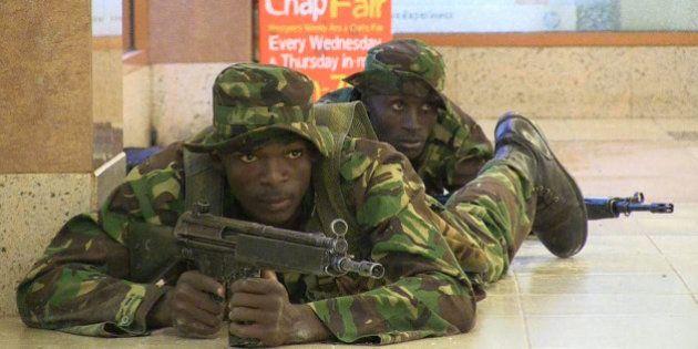 EN DIRECT. Attentat au Kenya: intense fusillade et fortes explosions au centre commercial de