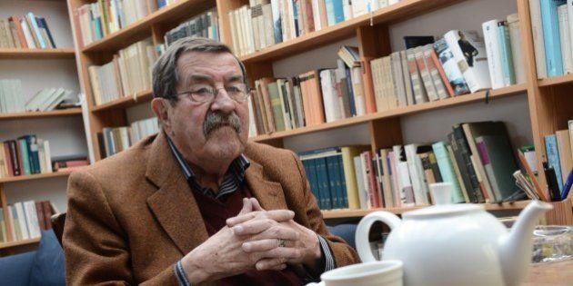 Mort de Günter Grass, écrivain et prix Nobel allemand le plus connu à