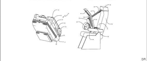 Ce siège d'avion imaginé par Boeing pourrait révolutionner vos