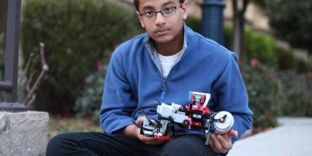 Lego: Une invention pour les aveugles, baptisée Braigo, conçue par un gamin de 12