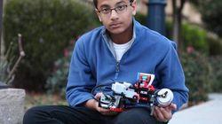 Avec ses Lego, ce garçon de 12 ans a créé une imprimante