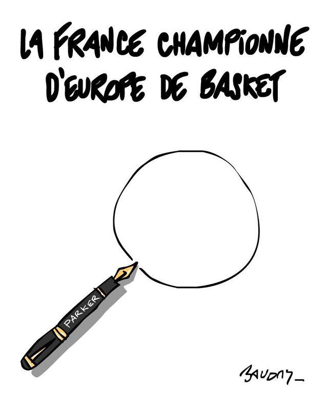 La France sacrée championne d'europe de