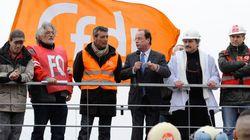 Florange: si Hollande n'y va pas, Montebourg promet d'y aller