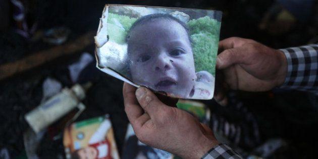 Une vidéo d'extrémistes juifs célébrant la mort d'un bébé palestinien indigne