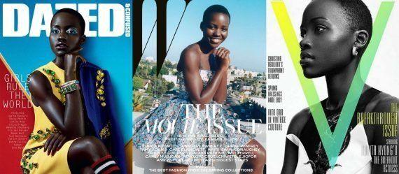 PHOTOS. Lupita Nyong'o, nouvelle reine d'Hollywood à l'affiche de
