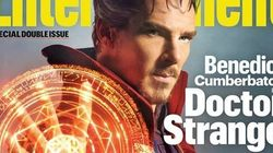 La première photo de Benedict Cumberbatch en Doctor