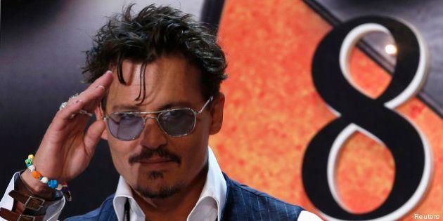 Johnny Depp bientôt à la