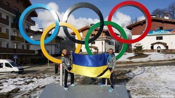 Sotchi : des athlètes ukrainiens prennent la décision de boycotter la fin des