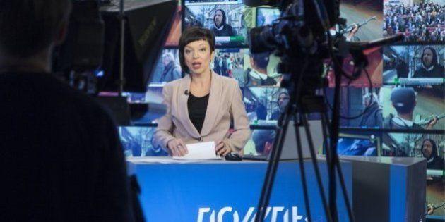 Solidarité avec TV Dojd, chaîne indépendante russe menacée