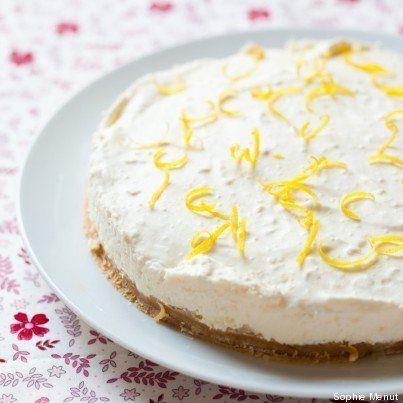 Vite fait, bien fait: le cheesecake léger au