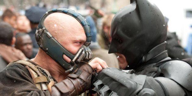 Bane de The Dark Knight Risesa une passion que vous ne soupçonniez