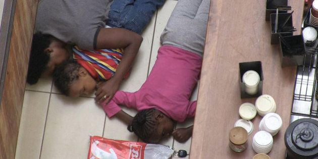 PHOTOS. Centre commercial de Nairobi: d'où viennent les images de la prise