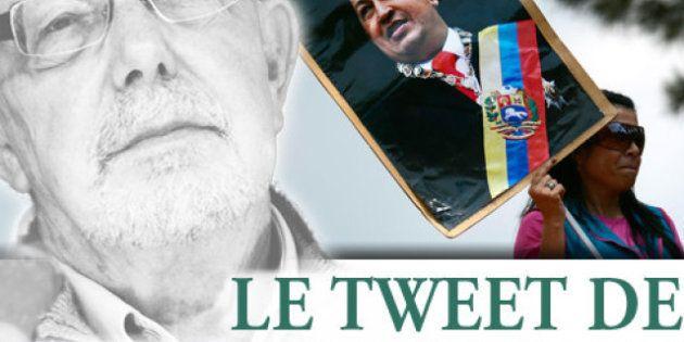 Le tweet de Jean-François Kahn - Dis papa, c'est quoi une dictature