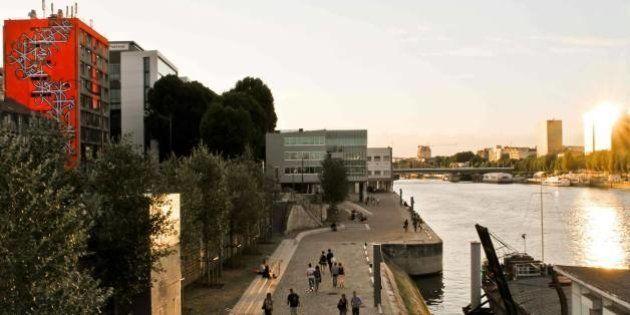 PHOTOS. Découvrez la Tour Paris 13, la plus grande exposition éphémère de street art en