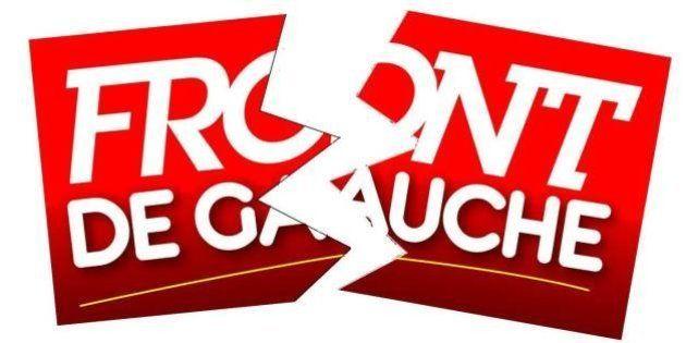 Logo: le Front de Gauche enterre la hache de