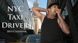 Le calendrier des chauffeurs de taxis