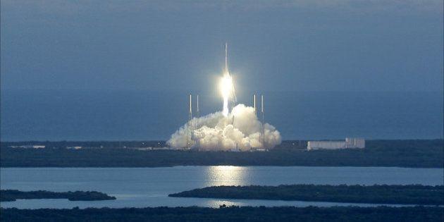 Espace: SpaceX, Blue Origin... comment les milliardaires ont tranformé une lubie en business