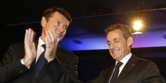 Elections régionales 2015 en PACA: Christian Estrosi désigné par Nicolas Sarkozy pour affronter Marion...