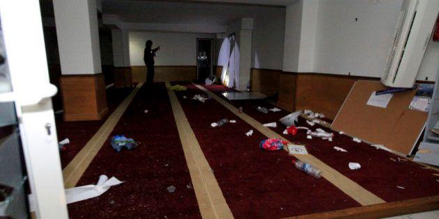 Corse: une salle de prière musulmane saccagée à