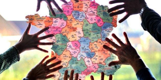 Régionales 2015: les super-régions contribuent à réduire les inégalités territoriales, selon