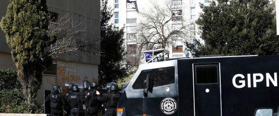 Marseille: des tirs de kalachnikov, le quartier de la Castellane