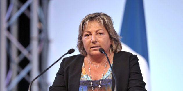 Natacha Bouchart, la maire de Calais, démissionne du Sénat pour se consacrer à sa