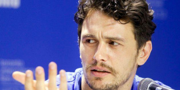 James Franco défend publiquement les projets artistiques de Shia