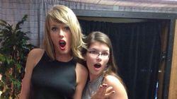 Le nombril de Taylor Swift vaut le