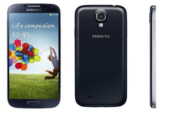 PHOTOS. Galaxy S4: Samsung présente son nouveau