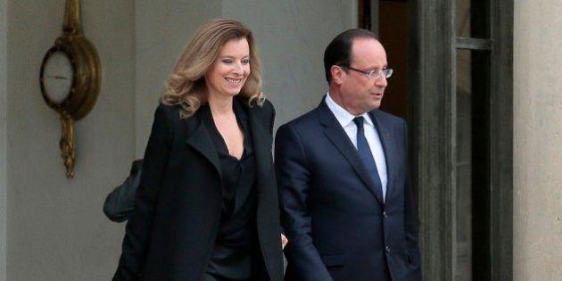 Séparation Hollande-Trierweiler: l'ex-Première dame dément les révélations de Vanity