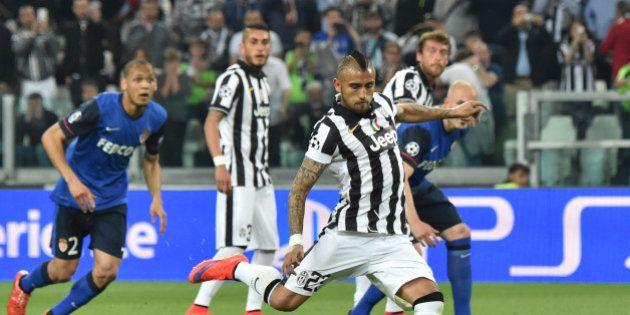 VIDÉOS. Le résumé et le but de Juventus-Monaco (1-0) en Ligue des