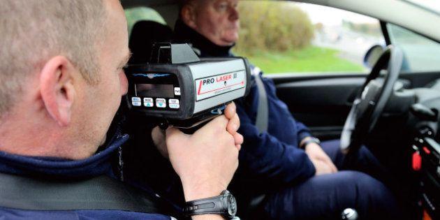 Sécurité routière: les 20 premiers radars mobiles de nouvelle génération déployés en