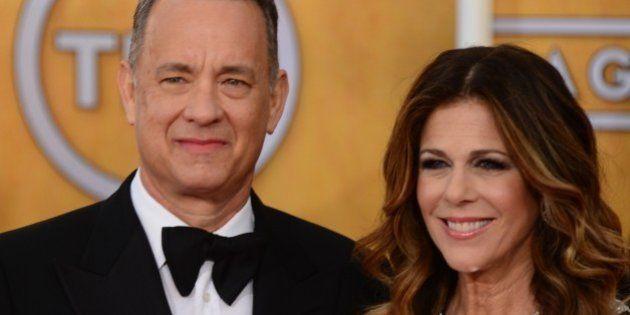 Rita Wilson, la femme de Tom Hanks, subit une double mastectomie contre un