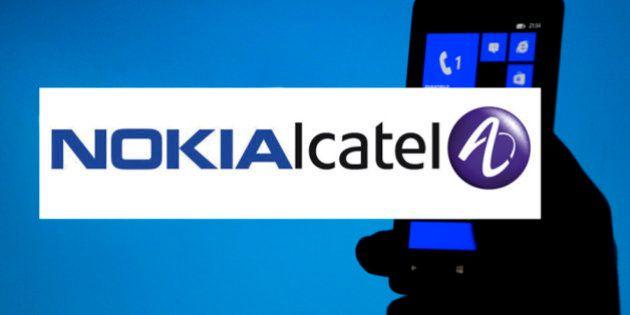 Nokia et Alcatel-Lucent annoncent leur