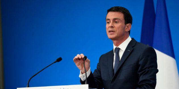 Déchéance de nationalité : Manuel Valls estime qu'une partie de