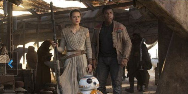 Star Wars 7 engrange plus d'un milliard de dollars de
